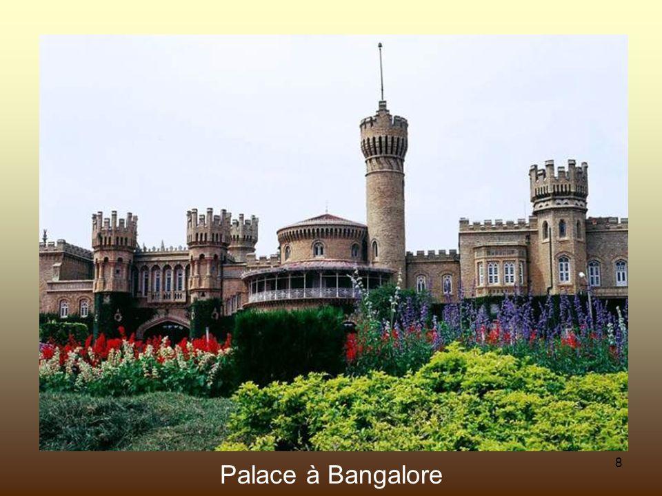 8 Palace à Bangalore