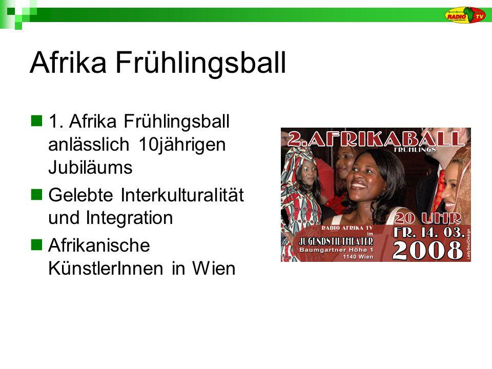 Afrika Frühlingsball 1.