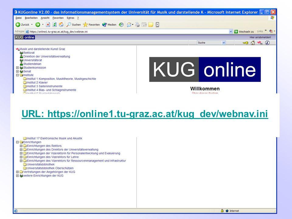 6 URL: https://online1.tu-graz.ac.at/kug_dev/webnav.ini