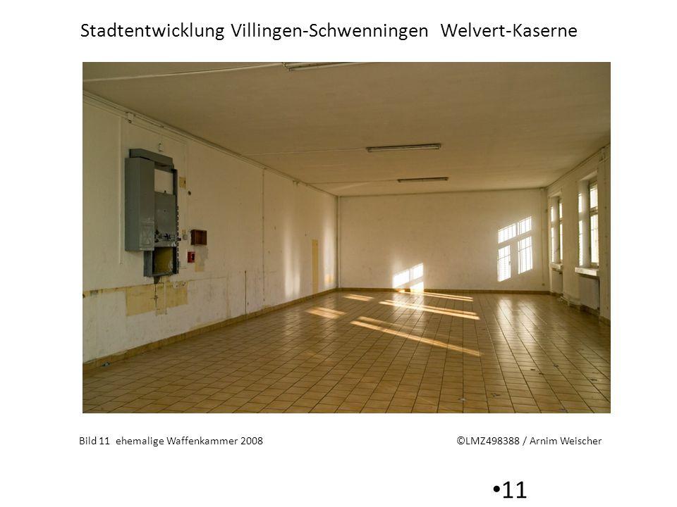 Stadtentwicklung Villingen-Schwenningen Welvert-Kaserne 11 Bild 11 ehemalige Waffenkammer 2008 ©LMZ498388 / Arnim Weischer