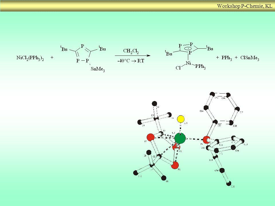 Workshop P-Chemie, KL