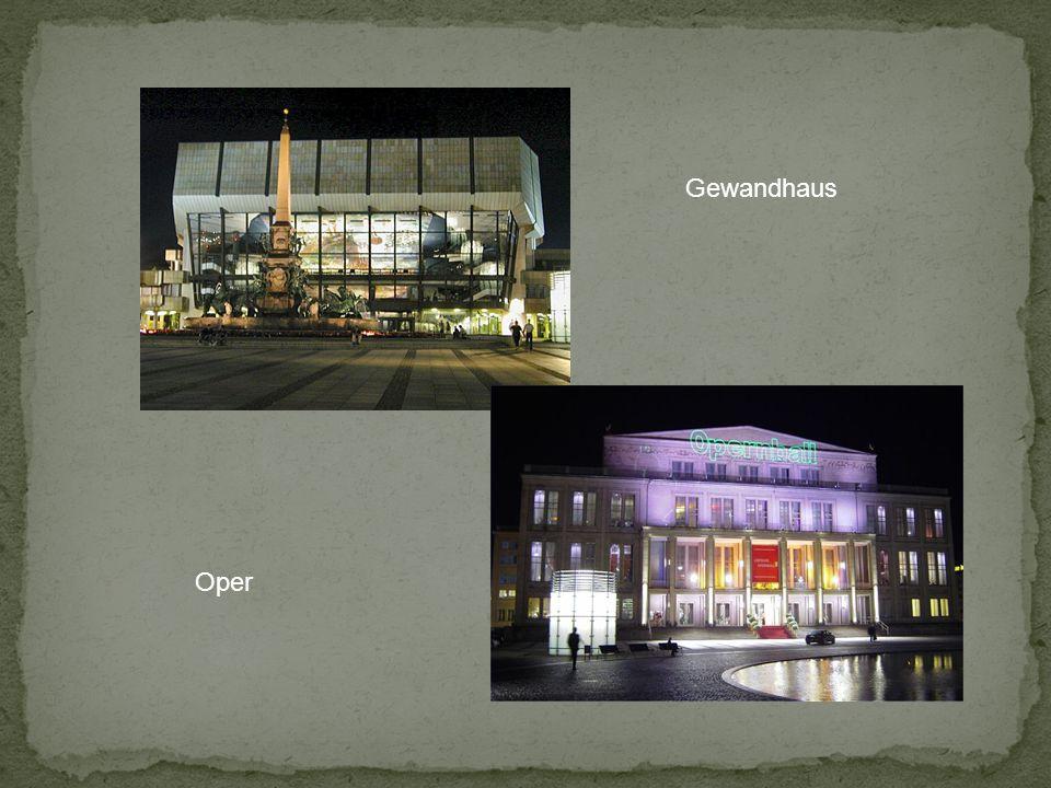 Gewandhaus Oper