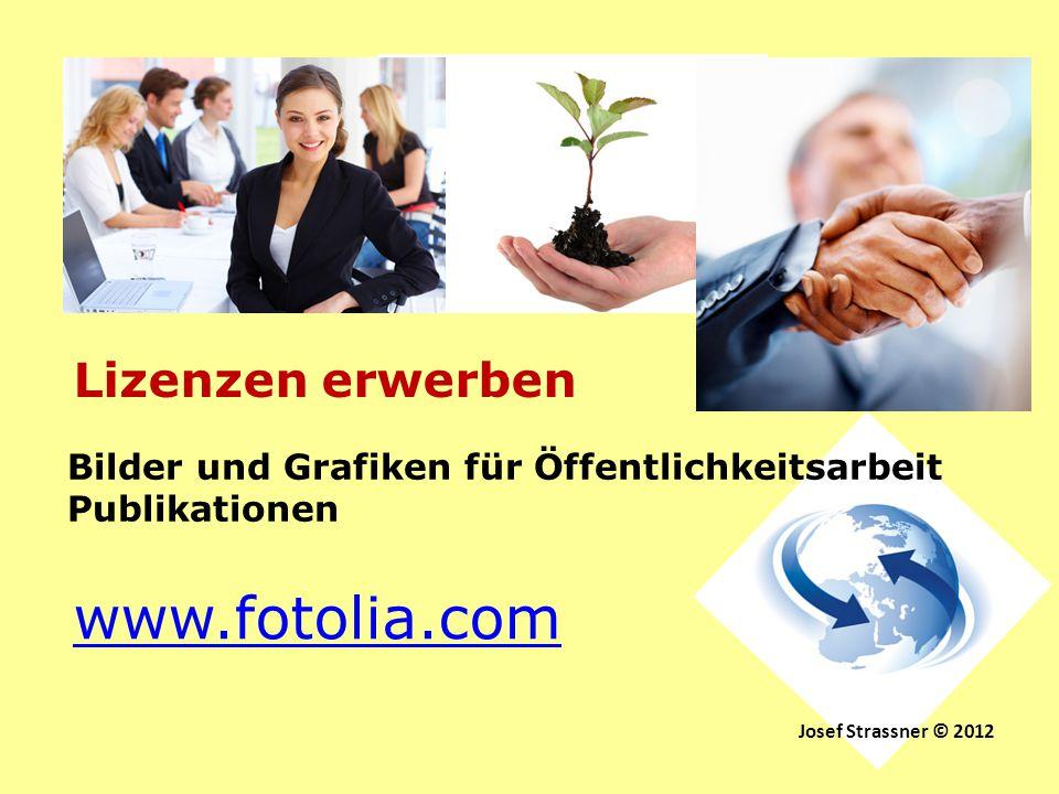Bilder und Grafiken für Öffentlichkeitsarbeit Publikationen Lizenzen erwerben www.fotolia.com