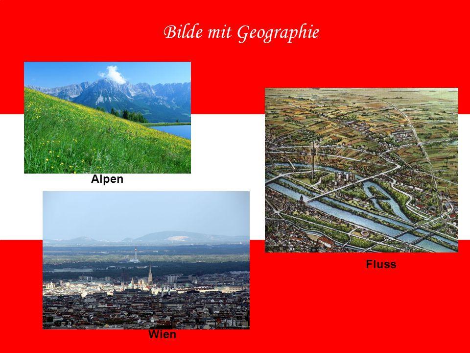 Bilde mit Geographie Alpen Wien Fluss