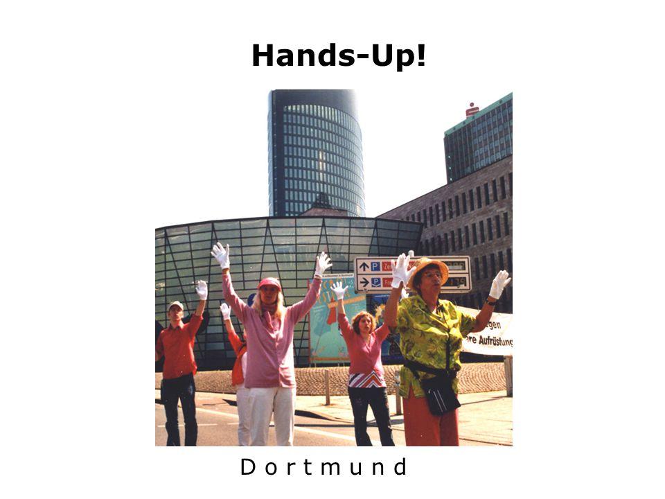 Hands-Up! D o r t m u n d