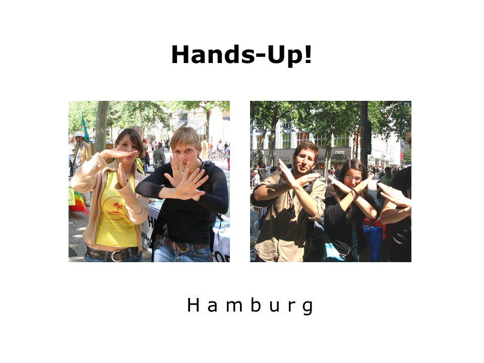 Hands-Up! H a m b u r g
