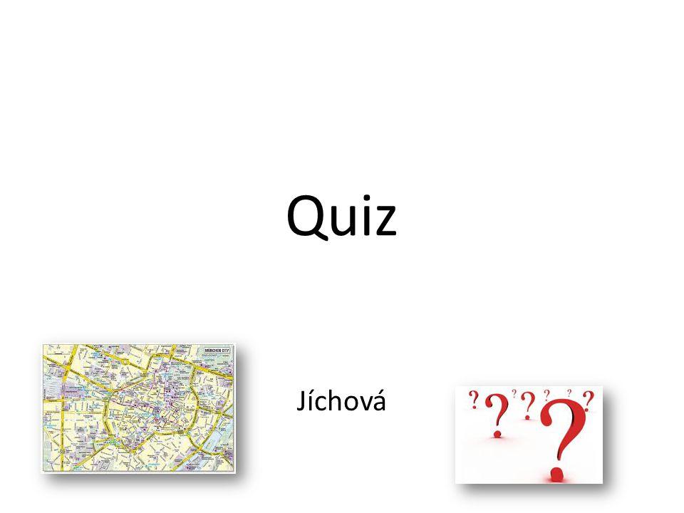 Quiz Jíchová