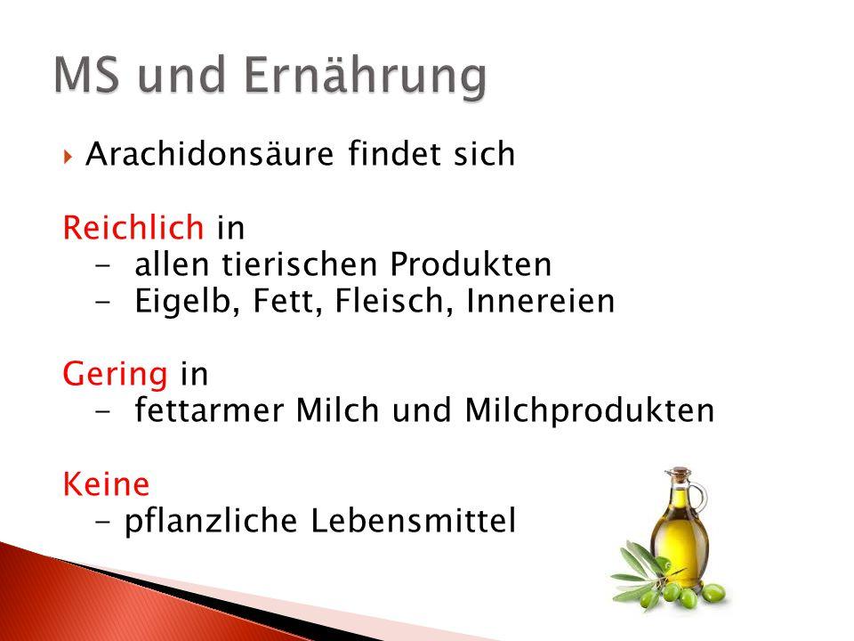 Linolensäure – 3-fach unges.Fettsäure und gehört zur Gruppe der Omega-3-Fettsäuren.