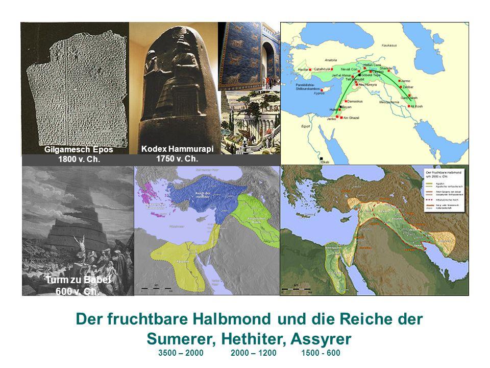 Turm zu Babel 600 v.Ch.