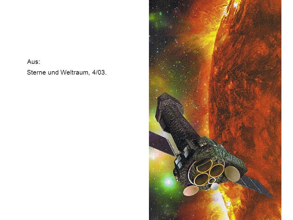 Aus: Sterne und Weltraum, 4/03.