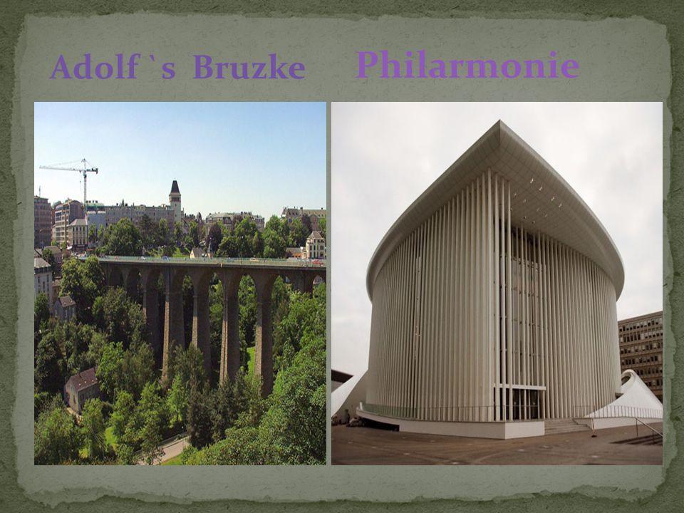 Adolf `s Bruzke Philarmonie