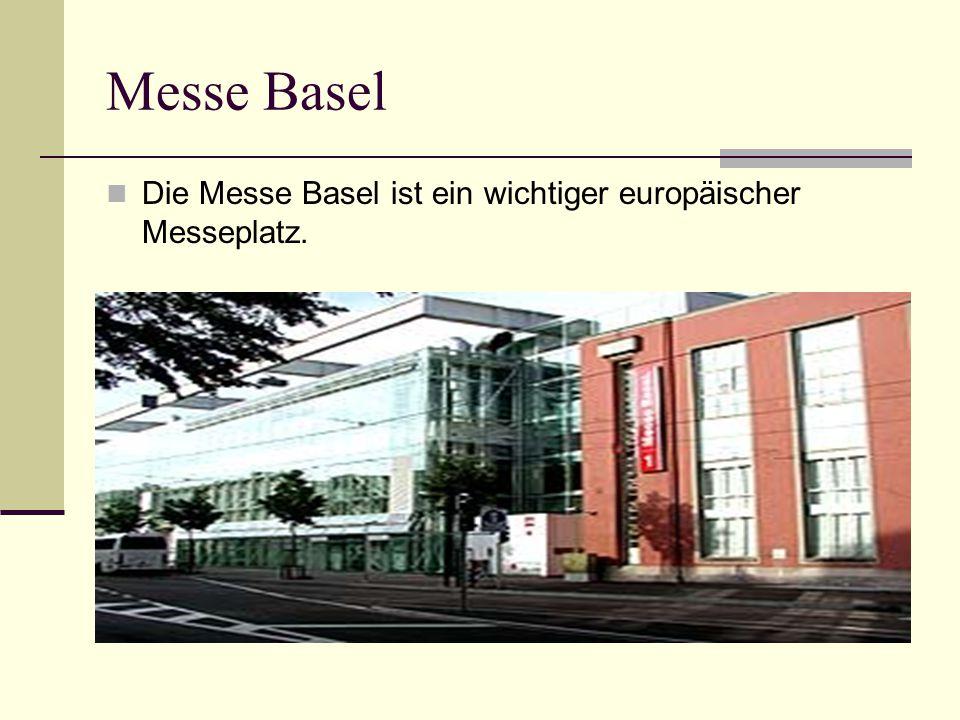 Basler Banken Schweizer Banken sind weltberühmt.