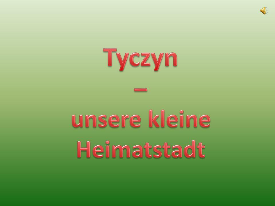 Für die große Mühe der Bearbeitung dieser Präsentation danke ich allen meinen Schülern der ersten Klassen vom Tyczyner Gymnasium.