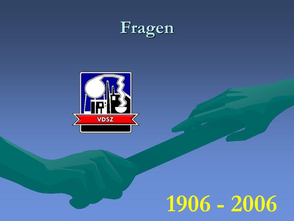Fragen 1906 - 2006