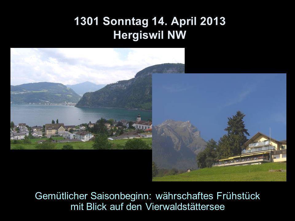 1302 Sonntag 28. April 2013 Lindau (D) Frühlings-Ausfahrt ins Hafenstädtchen am Schwäbischen Meer