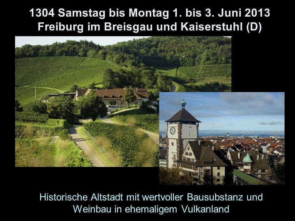 1305 Samstag/Sonntag 15./16.