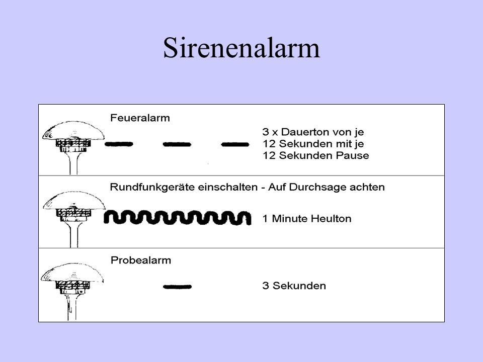 Sirenenalarm