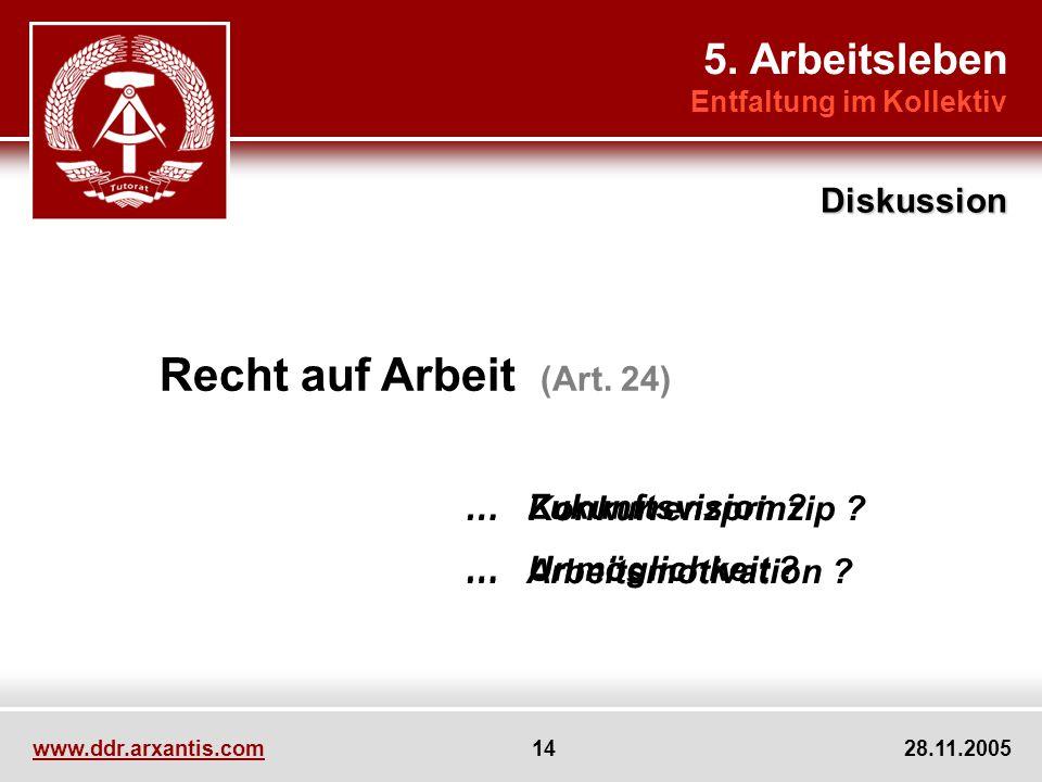 www.ddr.arxantis.com 14 28.11.2005 5.