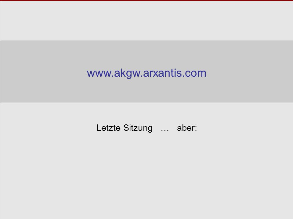 www.ddr.arxantis.com 17 30.01.2006 12.