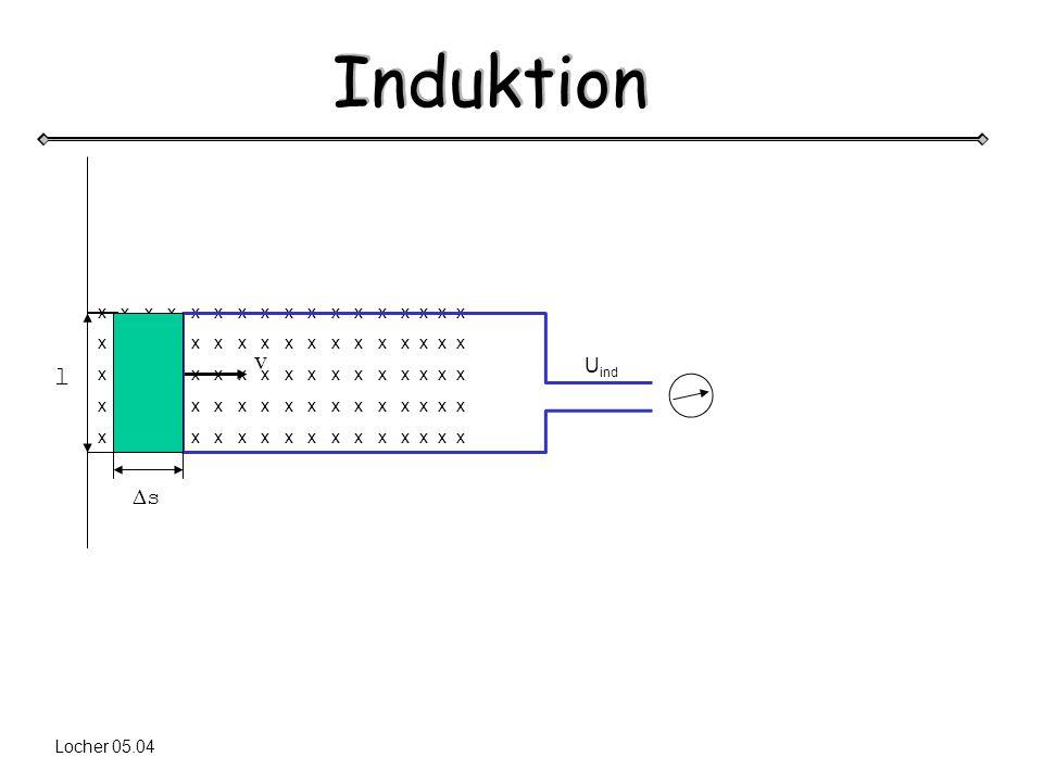 Induktion Locher 05.04 U ind x x x x x x x x x x x x x x x x x l v s