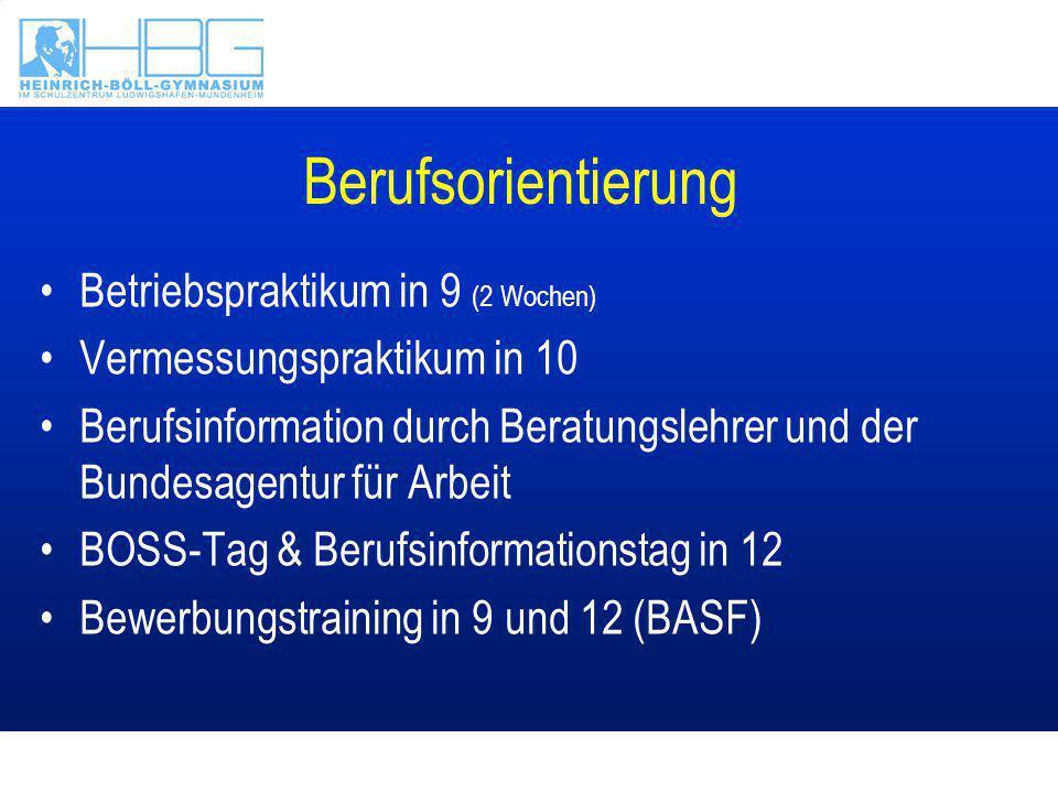 Fahrtenkonzept Landschulheim in 6 (Ramsen) Landschulheim in 9 (St.