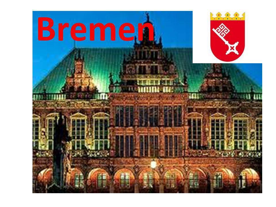 Stadt Bremen und Region Zehnt größte Stadt Deutschlands Zweit größte Stadt Norddeutschlands Ca.
