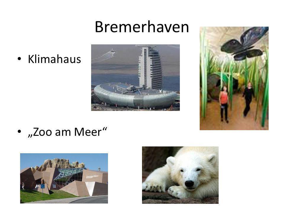 Bremerhaven Klimahaus Zoo am Meer