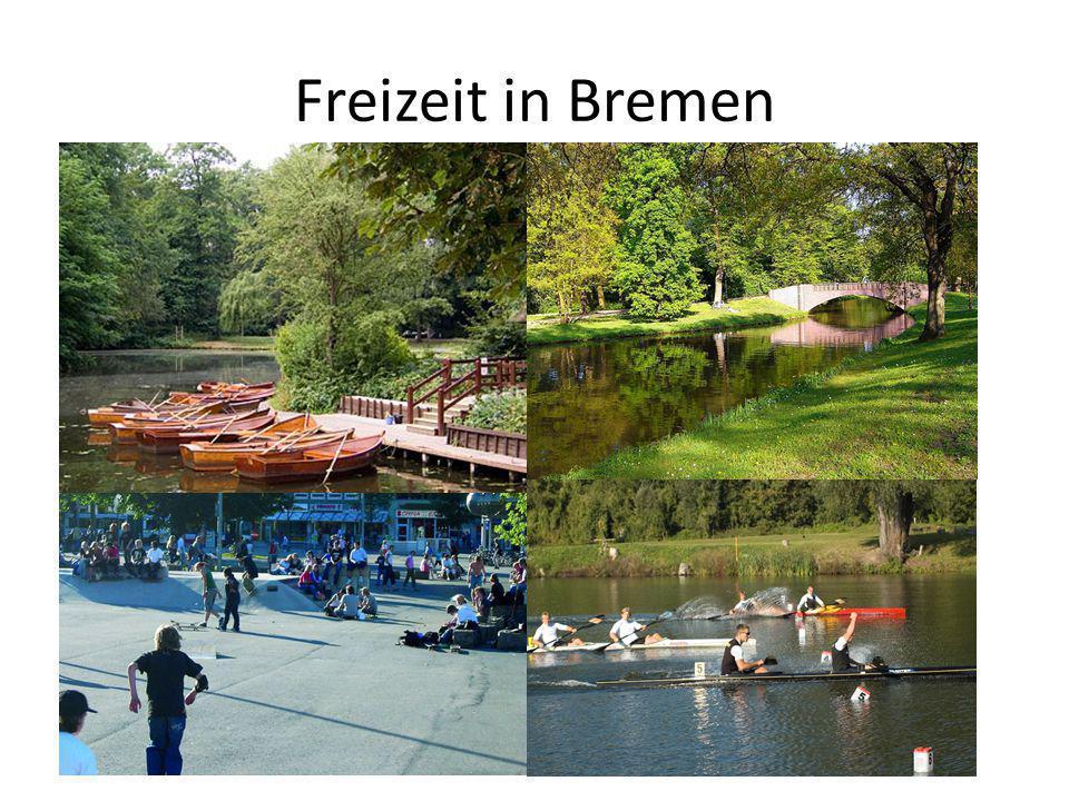 Nachtleben in Bremen: -Viele Kneipen, Restaurants und Bars: Irish pubs; Schuttinger; Enchilada; etc.