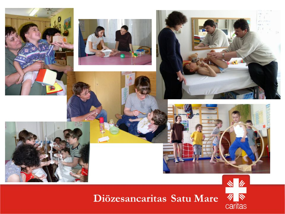 Szatmárnémeti Caritas Szervezet Diözesancaritas Satu Mare Das Rehabilitationszentrum Hl.