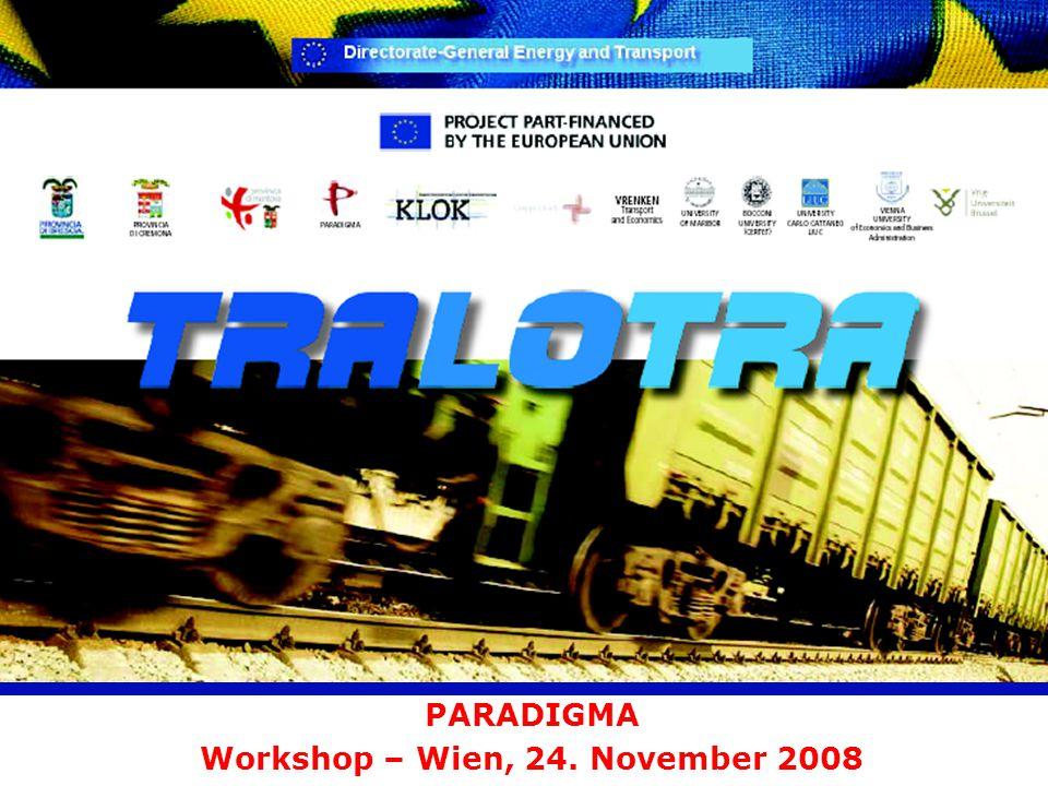 Live demo oder walk through http://tralotra.paradigma.net