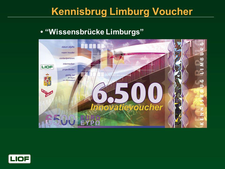 Kennisbrug Limburg Voucher Wissensbrücke Limburgs