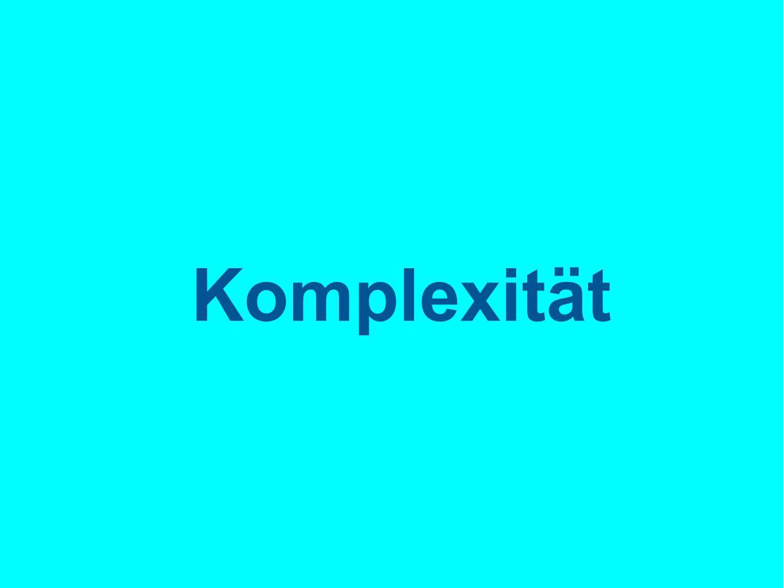 Komplexität