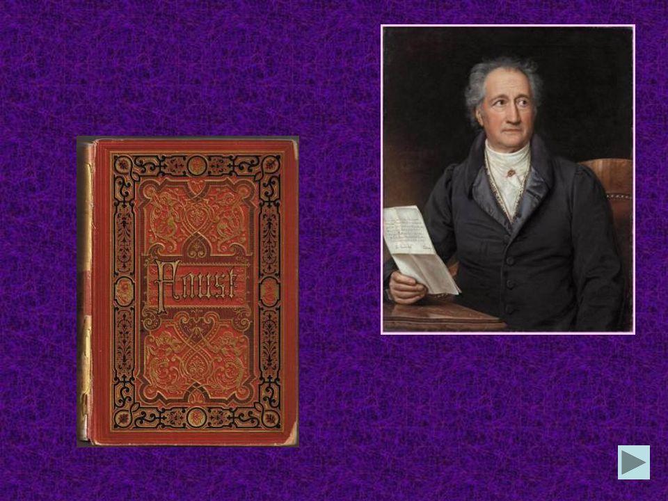 Welches Werk schrieb Goethe? Faust Sinn und Sinnlichkeit Die Räuber