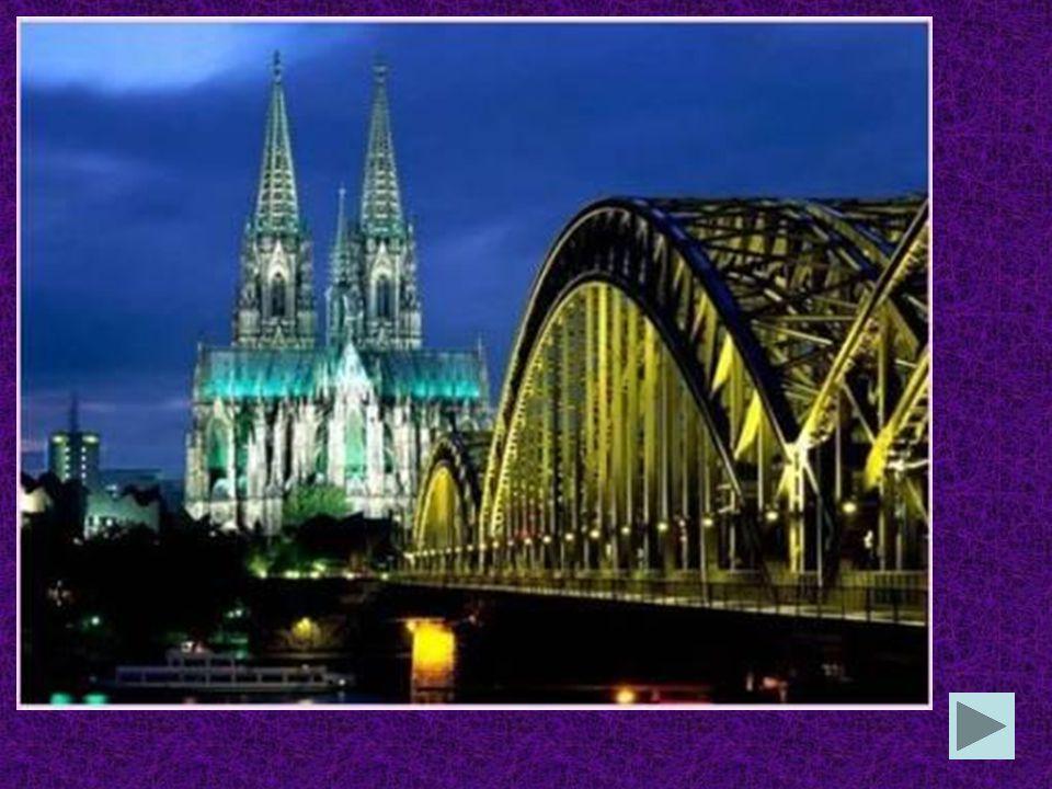 Die Stadt hat einen berühmten Dom und liegt am Rhein Fürth Köln Flensburg