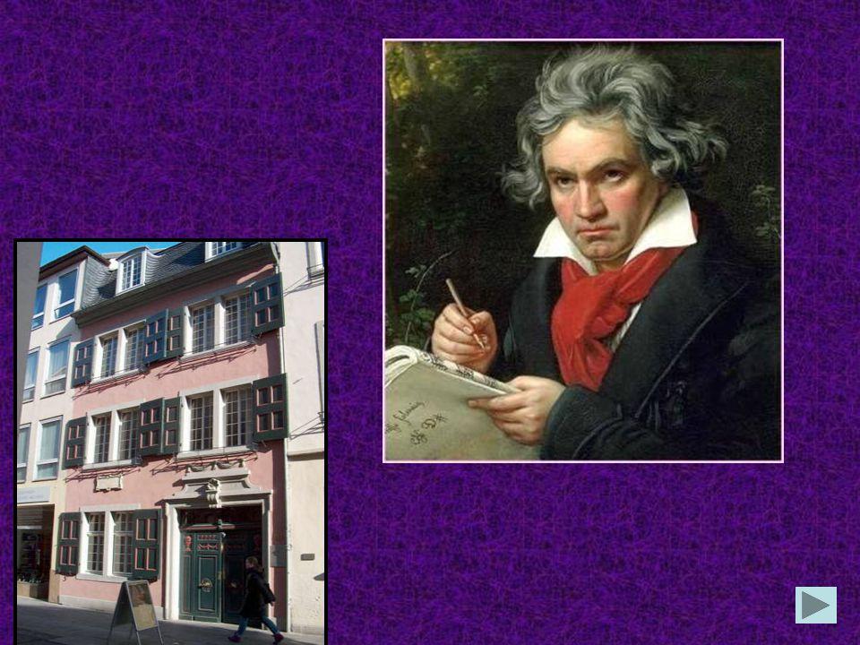 Wo wurde Ludwig van Beethoven geboren? in Bonn in Leipzig in Frankfurt am Main