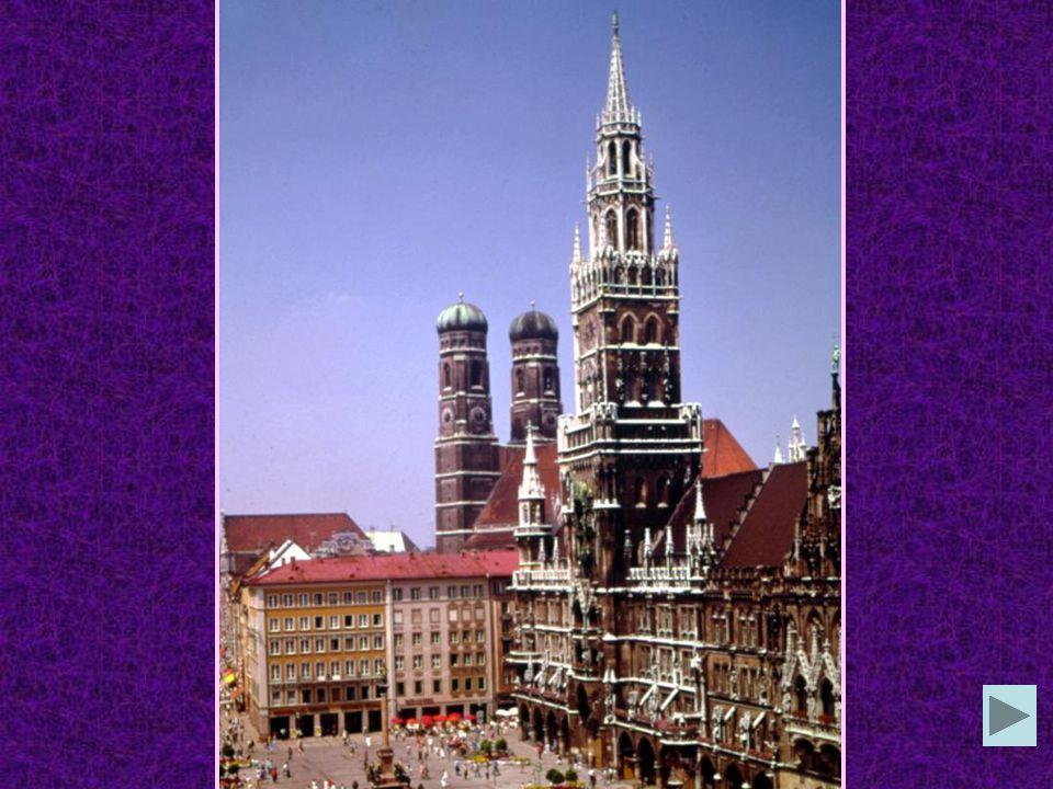 In welcher Stadt fanden 1972 die Olympischen Spiele statt? in München in Berlin in Hamburg