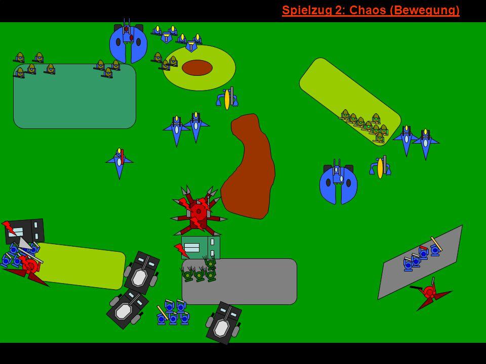 v Spielzug 2: Chaos (Bewegung)