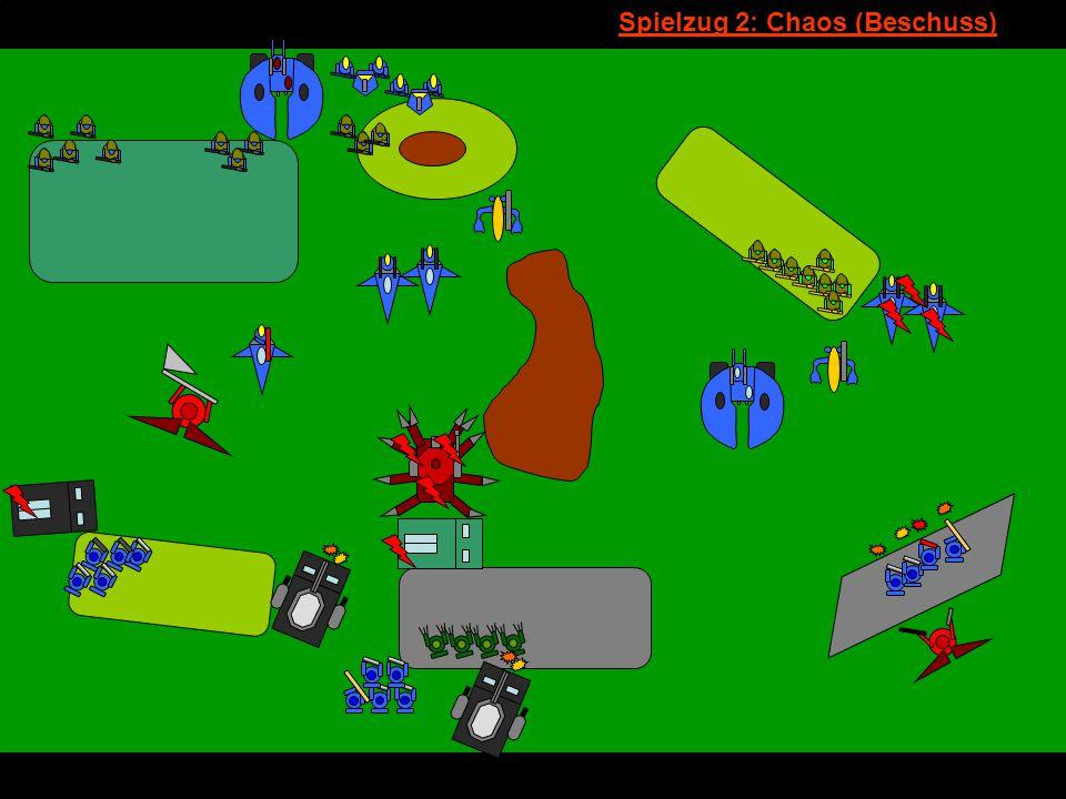 v Spielzug 2: Chaos (Beschuss)