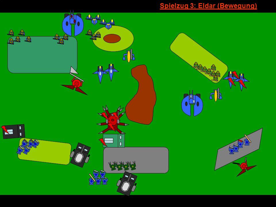 v Spielzug 3: Eldar (Bewegung)