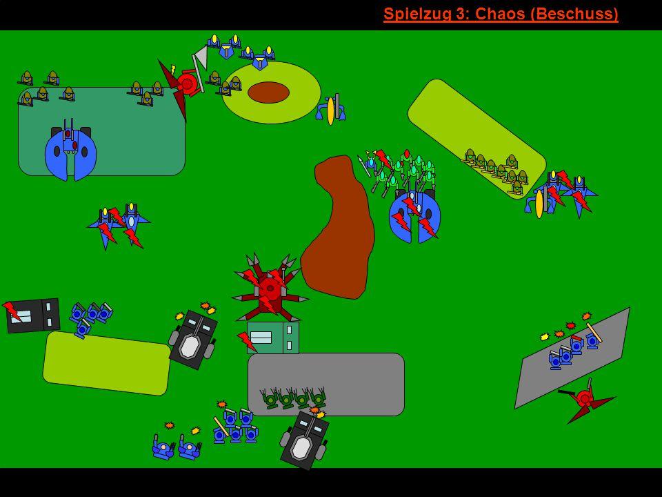 v Spielzug 3: Chaos (Beschuss)