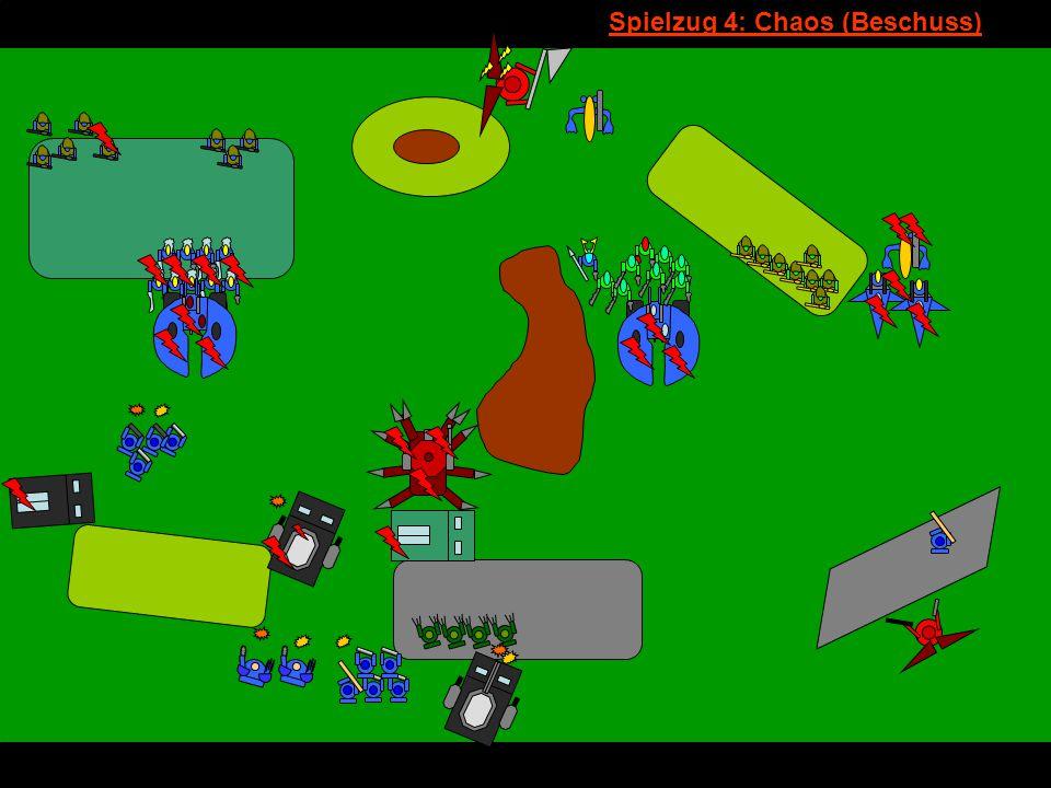 v Spielzug 4: Chaos (Beschuss)