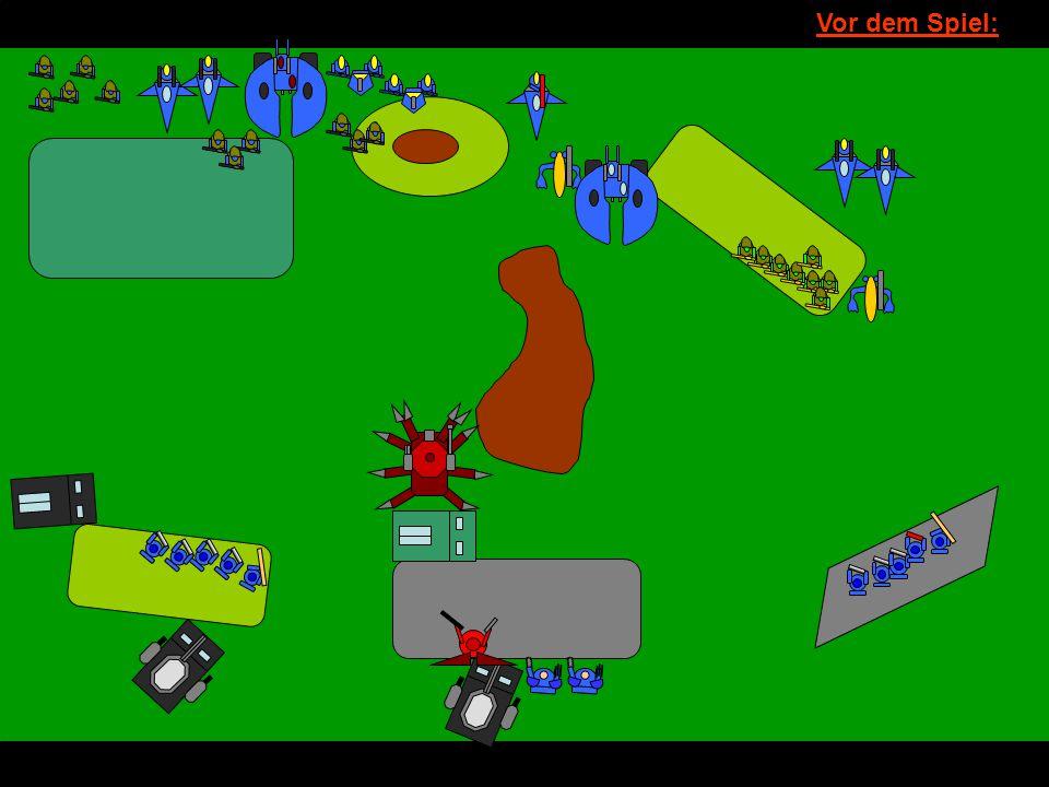 v Spielzug 2: Chaos (Nahkampf)