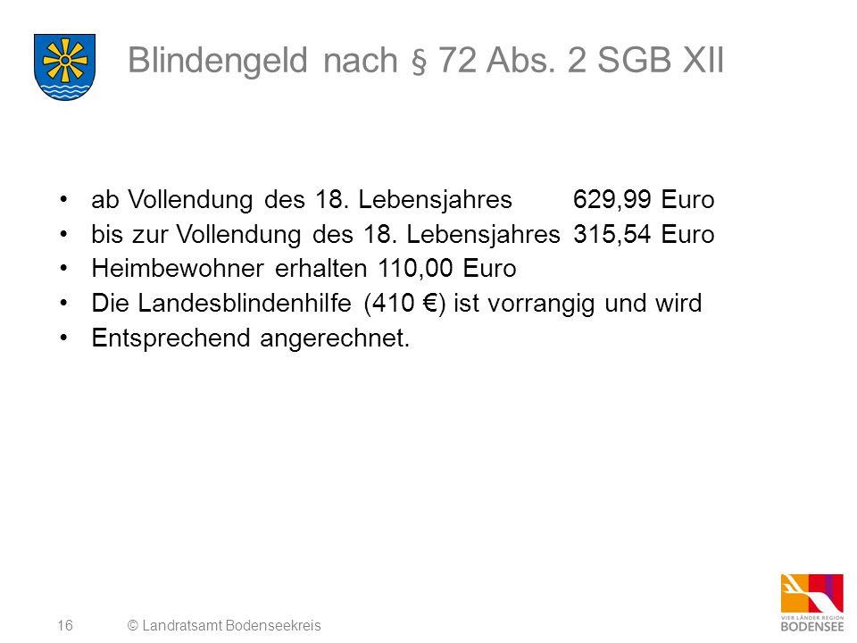 17 Hilfe zur Pflege Die Leistungen der Pflegekasse nach dem SGB XI: Unabhängig vom Einkommen u.