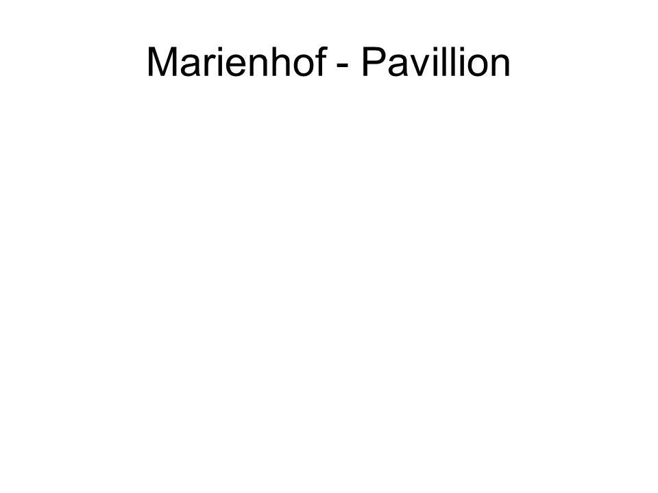 Marienhof - Pavillion