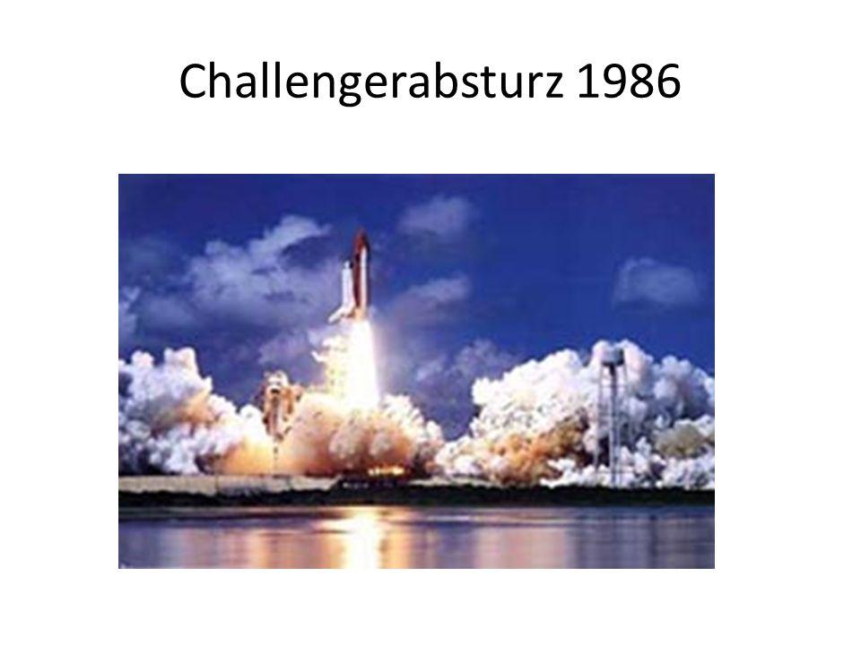Challengerabsturz 1986