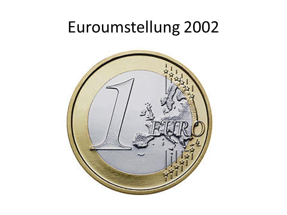 Euroumstellung 2002