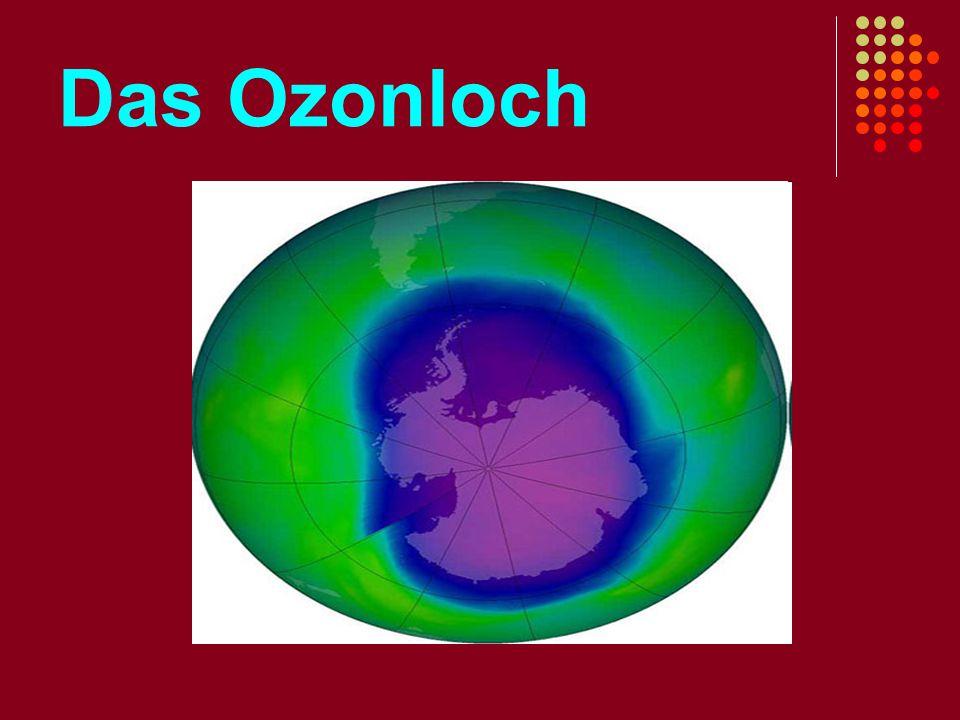 Das Ozonloch