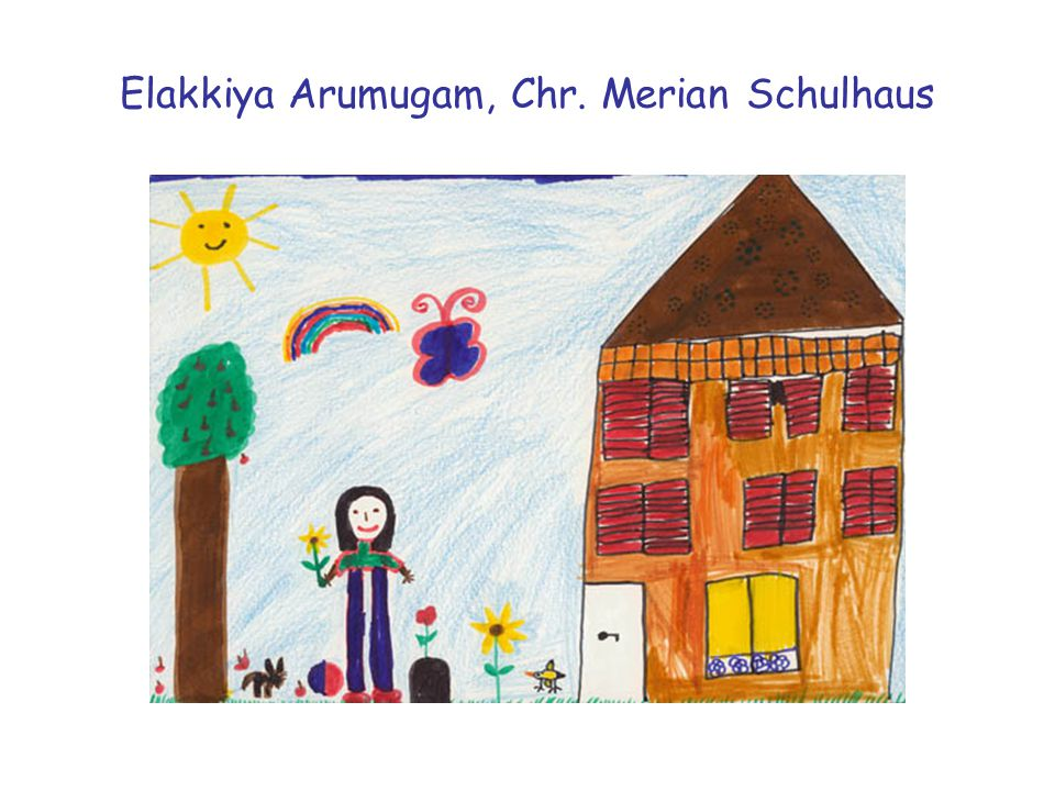 Elakkiya Arumugam, Chr. Merian Schulhaus