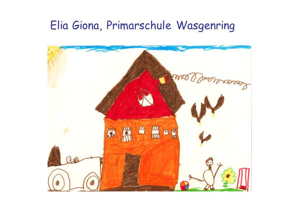 Elia Giona, Primarschule Wasgenring