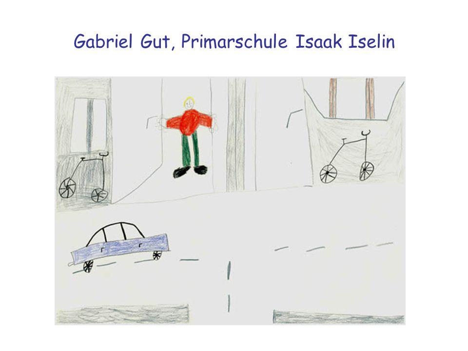 Gabriel Gut, Primarschule Isaak Iselin